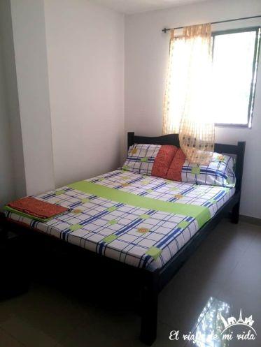 Habitación Airbnb en Cartagena, Colombia