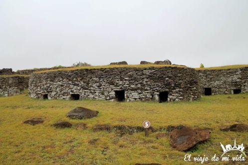 La villa ceremonial de Orongo