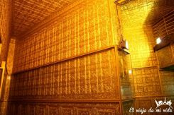 Pagoda Botahtaung en Rangún, Myanmar