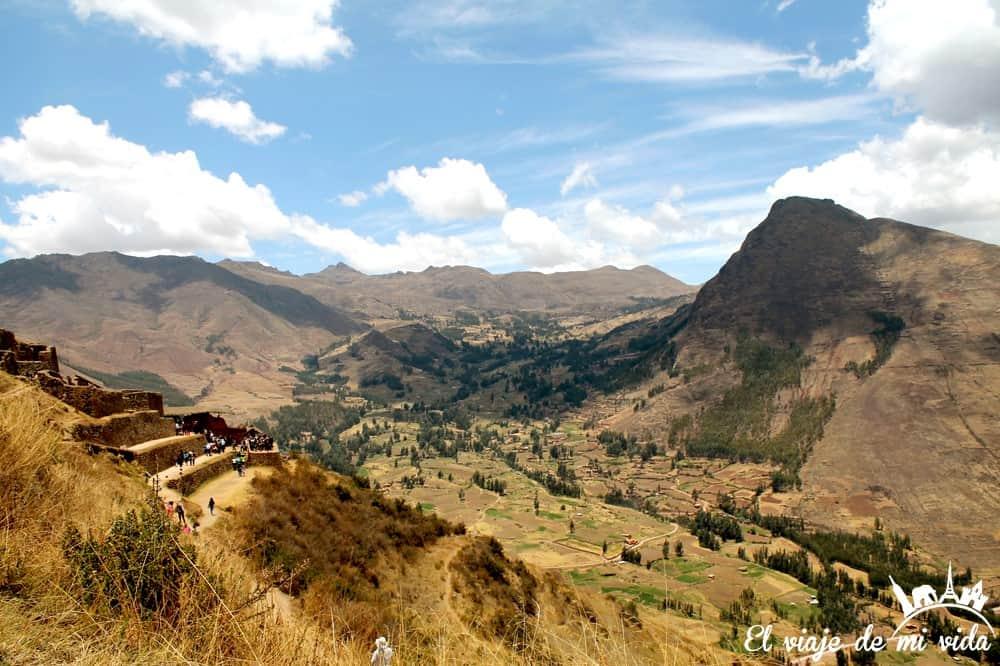 El Valle Sagrado en Perú
