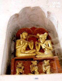 Templo de Ananda, Bagan, Myanmar