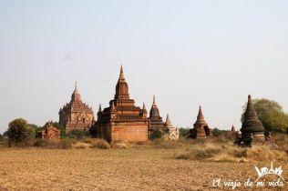 Templos de Bagan, Myannmar