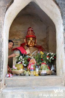 Templo de Bagan, Myanmar