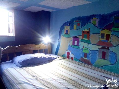Habitación compartida en Secret Garden en Quito