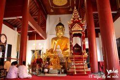 Wat Chedlin en Chiang Mai, Tailandia
