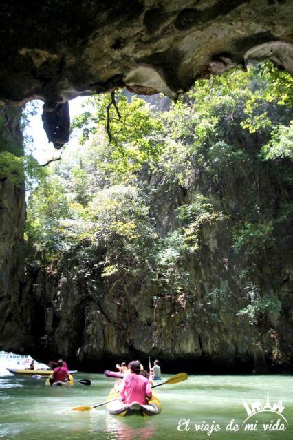 Cuevas interiores