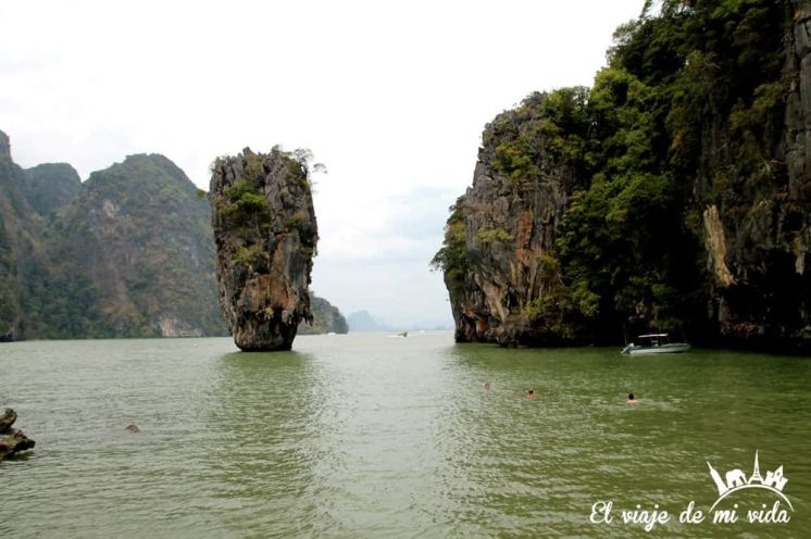 La Isla de James Bond, Tailandia