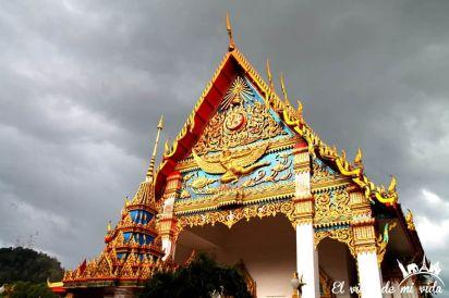 Templo de Phuket Town, Tailandia