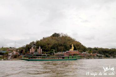 Excursión Triángulo Dorado, Tailandia