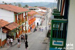 Las calles coloridas de Salento
