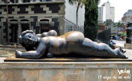 Esculturas de Botero
