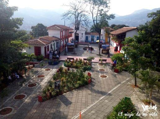 Pueblito Paisa, Medellín, Colombia