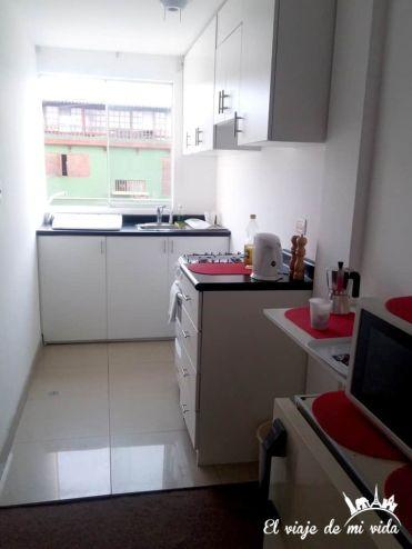 Mi apartamento Airbnb en Lima