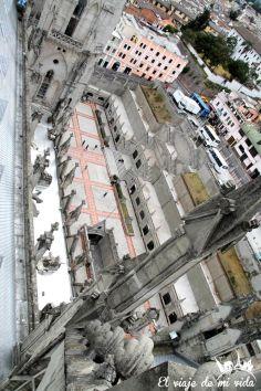 Vistas desde las Torres al Panteon