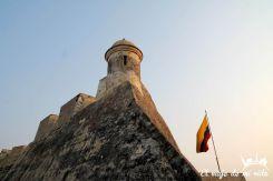 El Castillo San Felipe de Barajas