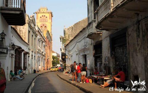 Centro de Cartagena de Indias, Colombia