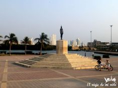 Monumento a la India Catalina, Cartagena, Colombia