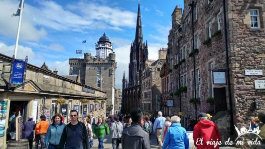 La Royal Mile