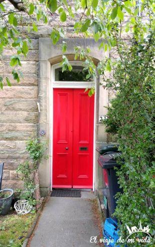 Airbnb en Edimburgo