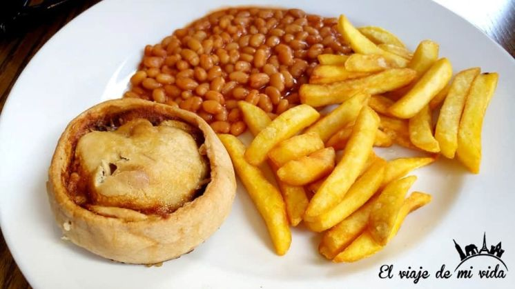 Scottish Pie en Glasgow, Escocia