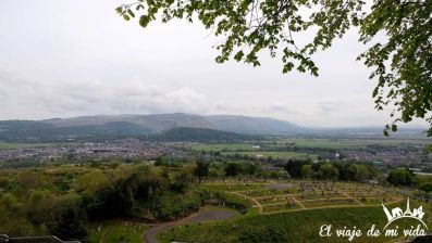 Vistas desde el Castillo de Stirling