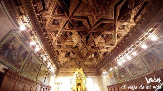 La Sala Honda en la Catedral de Cuenca, España