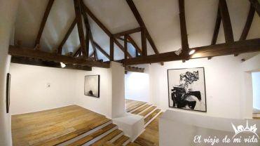El Museo de Arte Abstrato de Cuenca, España