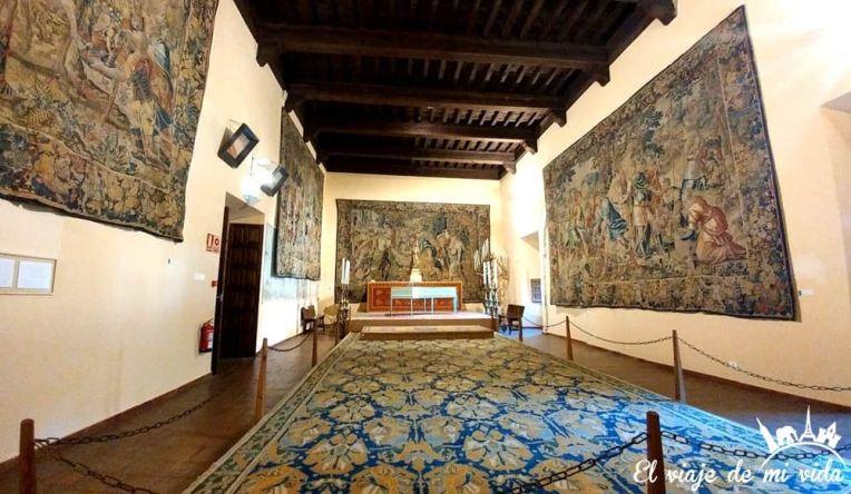 El Museo Diocesano de Cuenca, España