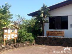 La Estación Darwin en Galápagos