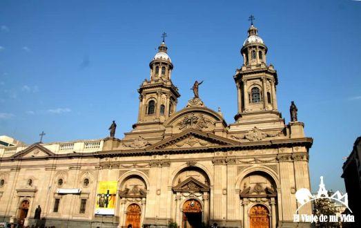 La Catedral de Santiago de Chile