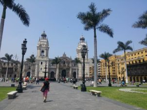 Centro de Lima, Perú