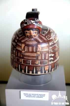 Museo Larco en Lima, Perú