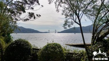 Isla de San Simón, Galicia