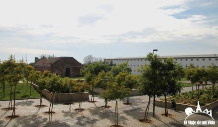 El Centro Cultural Ex Carcel de Valparaíso, Chile
