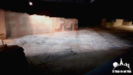 La Casa de los Mosaicos en Lugo