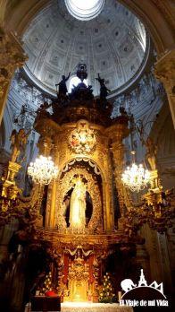 La Virgen de los Ojos Grandes en Lugo