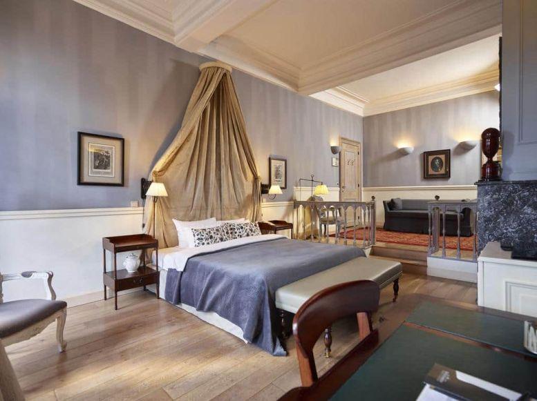 Hotel De Tuilerieen (Imagen Booking)