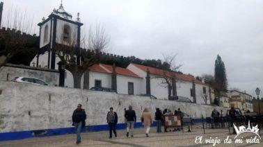 Entrada a Óbidos