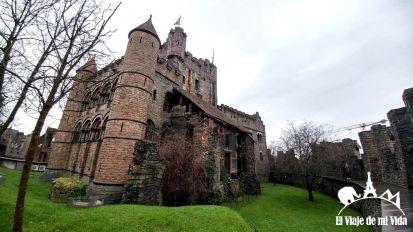 El Castillo de los Condes de Flandes