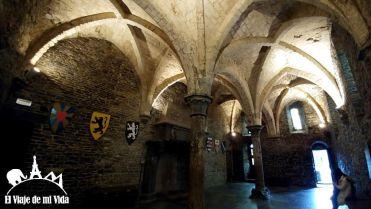 Castillo de los Condes de Flandes
