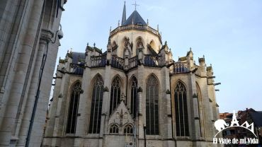 Iglesia de San Pedro en Lovaina