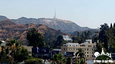 El letrero de Hollywood