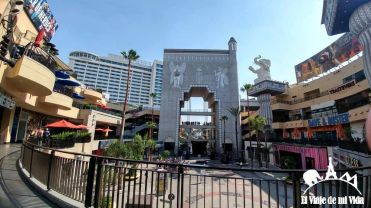 Centro comercial de Hollywood Boulevard