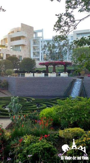 Los Jardines del Getty Center