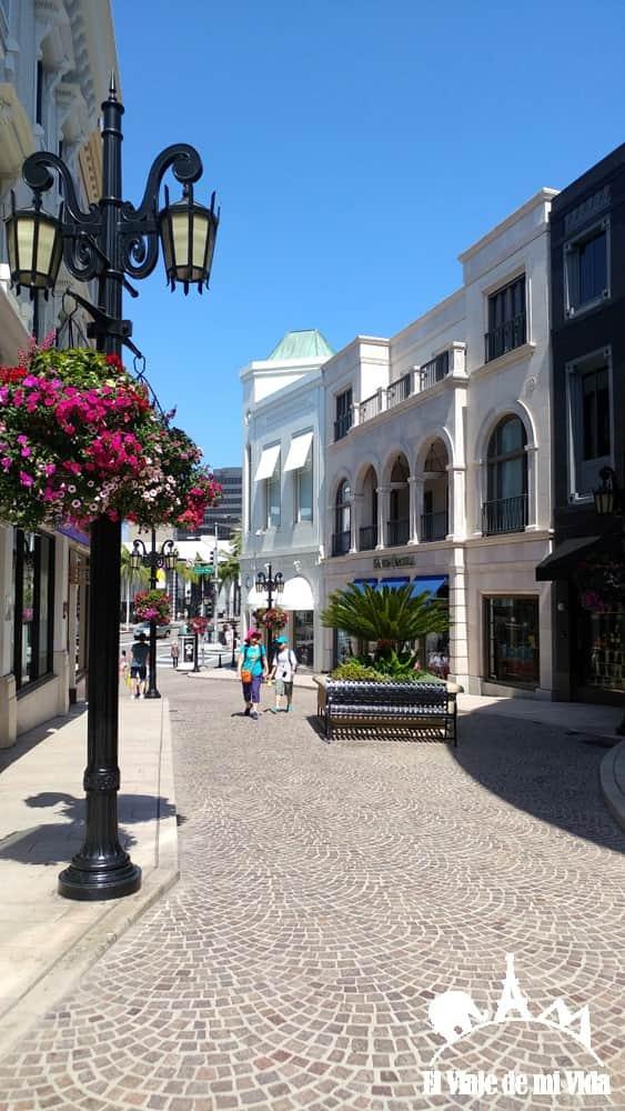 Las tiendas de Beverly Hills