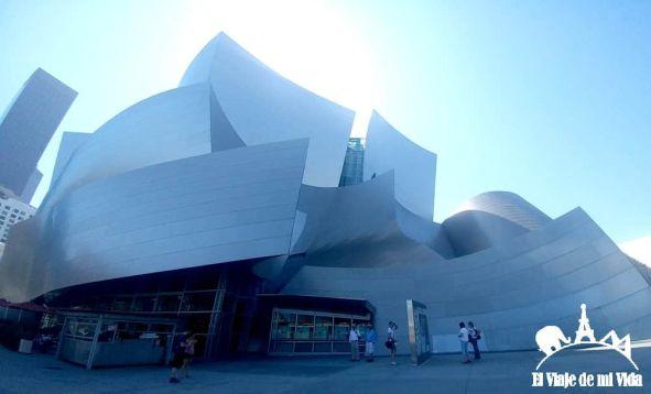 El Walt Disney Concert Hall de Frank Gehry
