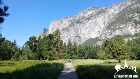 El Valle de Yosemite
