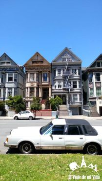 El barrio de Haight-Ashbury