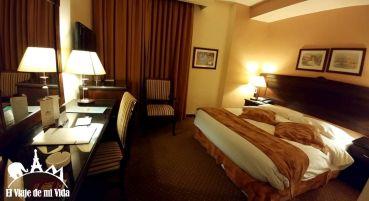 Hotel Al Fanar en Amán