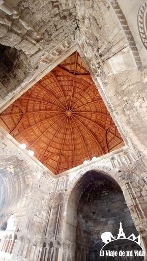 Reconstrucción del palacio Omeya
